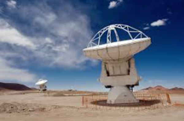Größte Teleskope