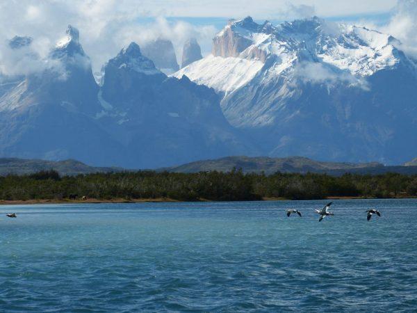 chile glacier immigration